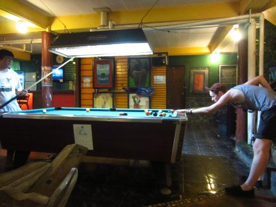 Jaya Hostel: the pool
