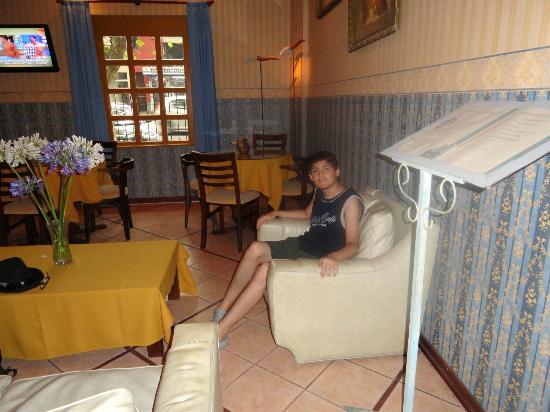 Hotel Esperanza & Artemisa Spa: Lobby