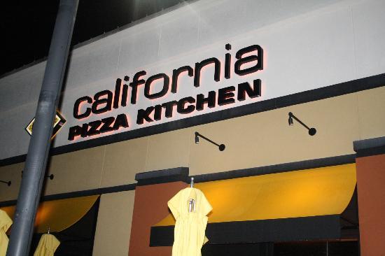 California Pizza Kitchen Tallahassee Fl
