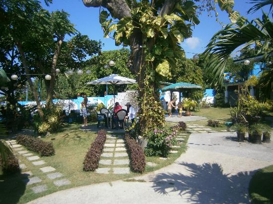 Sunset Bay Beach Resort: Grounds