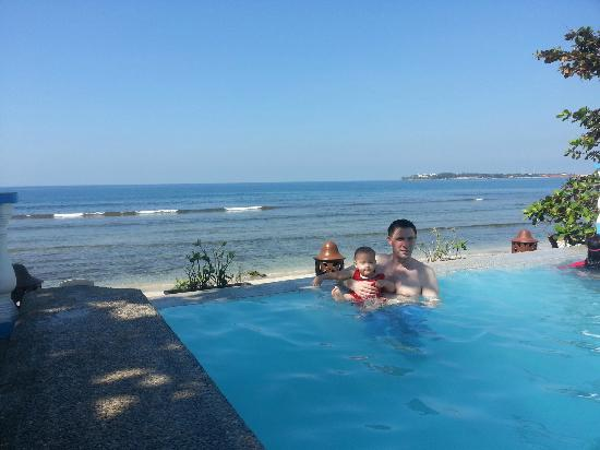 Pool Picture Of Sunset Bay Beach Resort La Union Province
