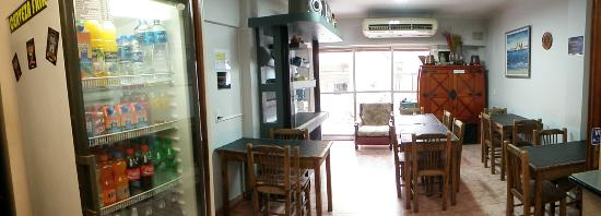 Palermo Soho Hostel: sala general, agradable