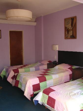 Palermo Soho Hostel: donde durmireon mis amigos y i