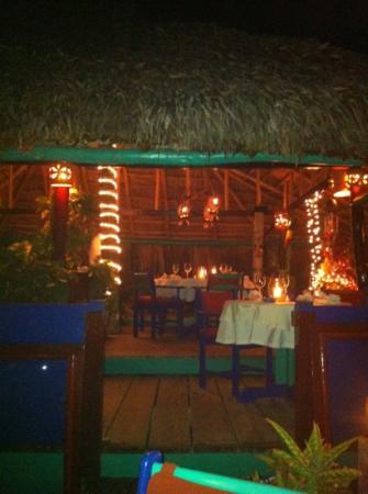 Otra Cosa: dîner en tête à tête