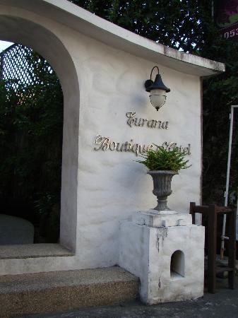 Eurana Boutique Hotel: Aussenansicht