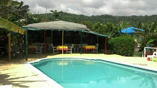 Hotel Jamaican Colors: cozy pool