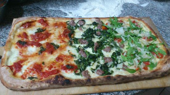 Serenella: l'arte della pizza