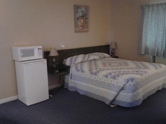 The Clearview Motel: room view