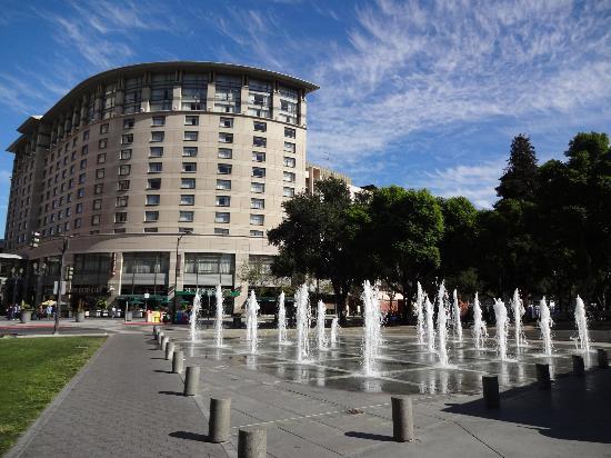 Plaza de Cesar Chavez Park