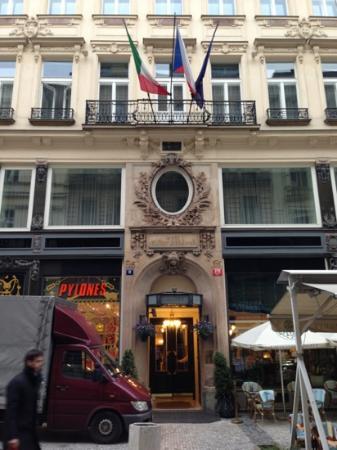Hotel Liberty: отель Либерти