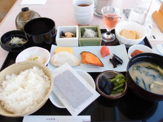 Shibuya Excel Hotel Tokyu: 朝食2日目