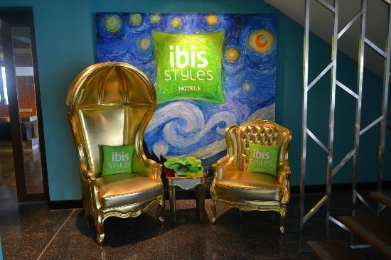 إبيس ستايلز شيانج ماي(أول سيزونز سابقًا): ibis Styles favourite spot