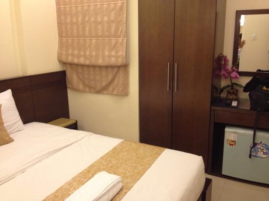 NN99 Hotel: tiny.