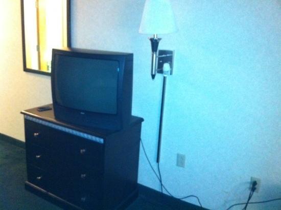 Red Carpet Inn-Carneys Point/Wilmington: 28 channel TV