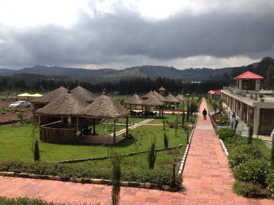 Yaya Village: Garden