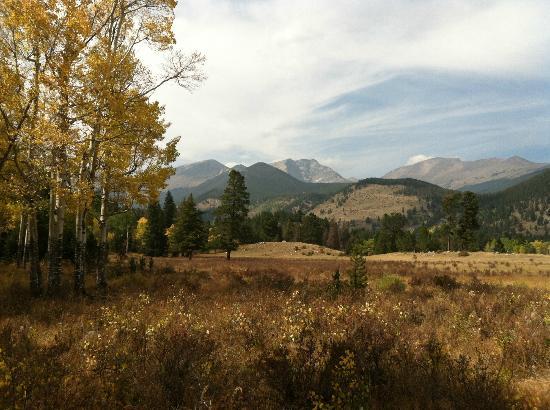 West Horseshoe Park, Rocky Mountain National Park