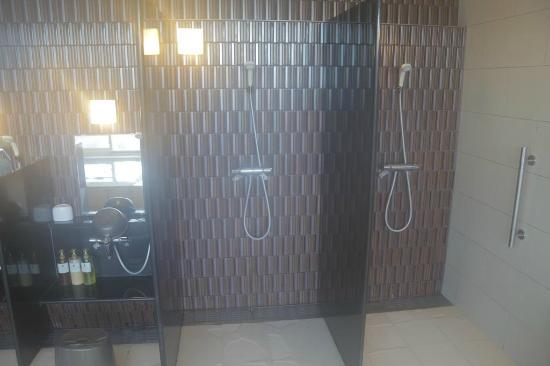 Standing Showers At The Spas Picture Of Spa Hotel Alpina - Spa hotel alpina hidatakayama