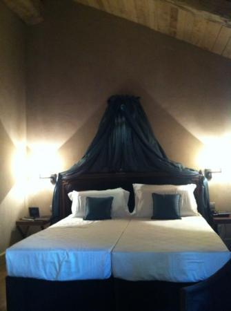 Palazzo Righini: The charming bedroom