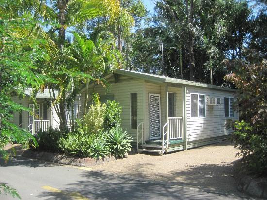 Ashmore Palms Holiday Village : Our cabin