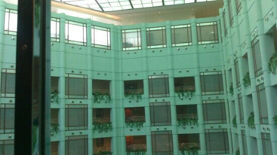Jeddah Hilton Hotel: wonderfull