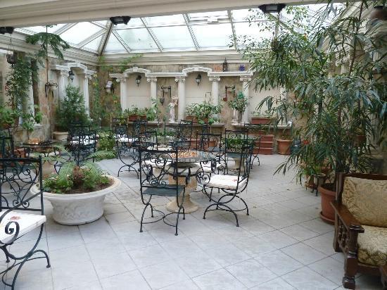jardin d 39 hiver picture of nena hotel istanbul tripadvisor. Black Bedroom Furniture Sets. Home Design Ideas