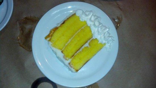 Giuseppe Gallos: Limoncello Cake