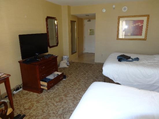 Park MGM Las Vegas: the room