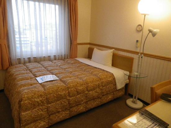 Toyoko Inn Busan Station 2: 客室です、シングルルーム