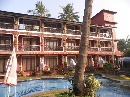Kingstork Beach Resort: The hotel