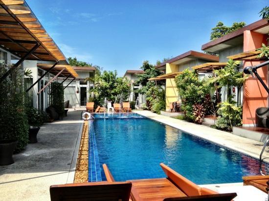 Phu NaNa Boutique Hotel : outside