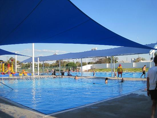 Moree, Australia: lap pool