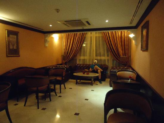 Arabian Courtyard Hotel & Spa: Arabian Courtyard & Spa Hotel - Lounge