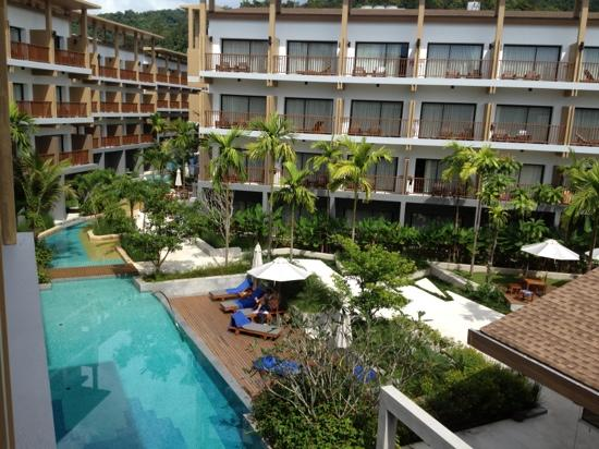 Deevana Plaza Krabi Aonang: view