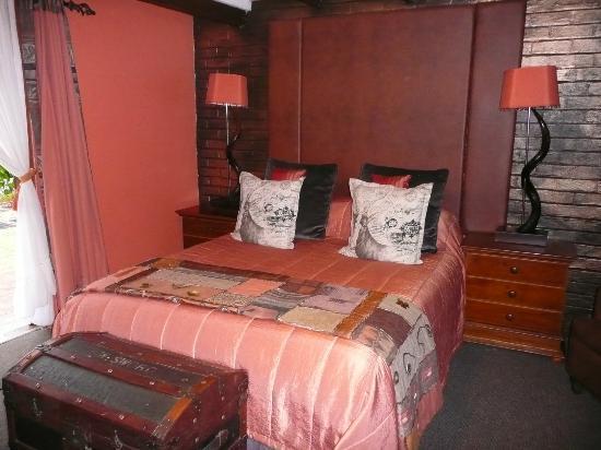 Ama Zulu Guesthouse: Sehr geschmackvoll