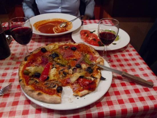 Piccolo Restaurant London