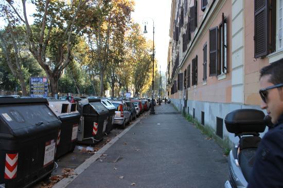 Bed and Breakfast A Casa di Lia -Home in Rome : via del vignola