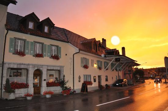 Hôtel Broc'aulit