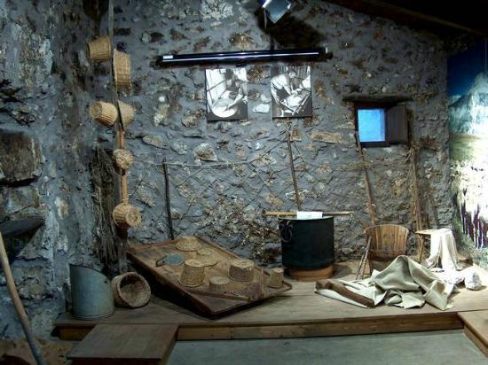 Castel del Monte, Italy: Museo della Pastorizia