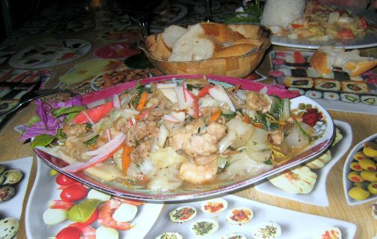 Chez Tara : salade