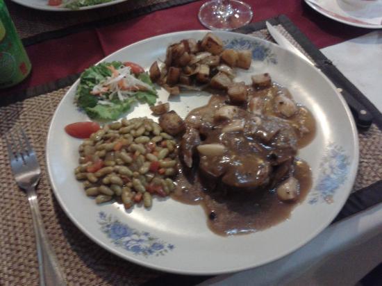 Le Strogonoff 2: lamb of seven hours