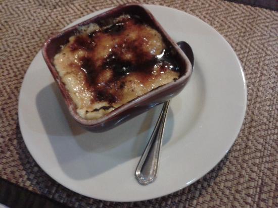 Le Strogonoff 2: crème brûlée
