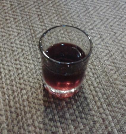 Le Strogonoff 2: a shot of kirschwasser
