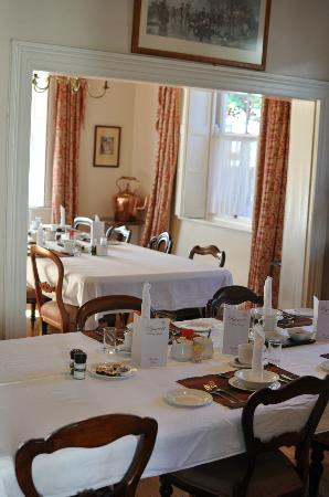 Ryneveld Country Lodge: Dining room