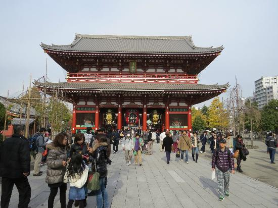 Asakusa Kannon Shrine - Picture of Asakusa Shrine, Taito - TripAdvisor