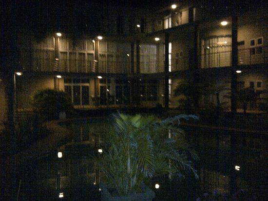 Paarl Boutique Hotel: next to the pool