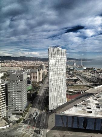 AC Hotel Barcelona Forum by Marriott: Telefonica building