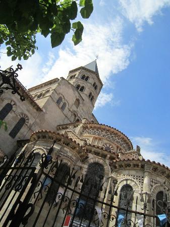 Basilique Notre-Dame-du-Port : La Basilica