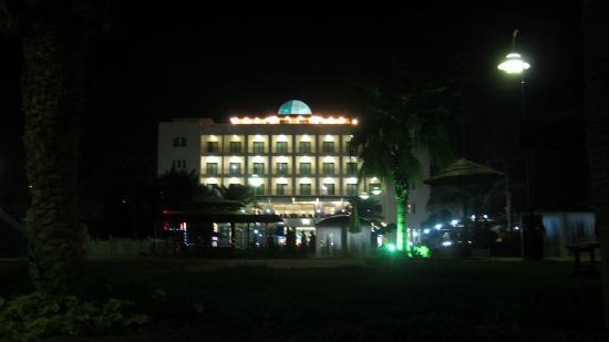 Jericho Resort Village: Il retro