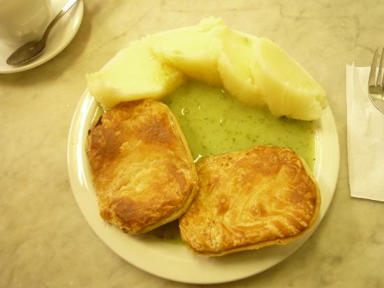 Manze M: Pie and Mash