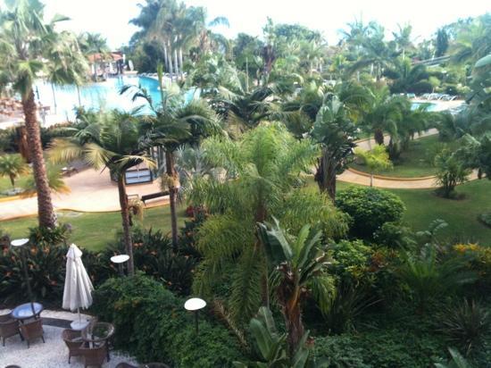 Porto Mare Hotel: Utsikt från balkongen